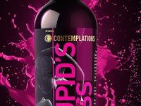 Contemplations M&M Cupids Kiss Vision