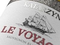 Le Voyage - white