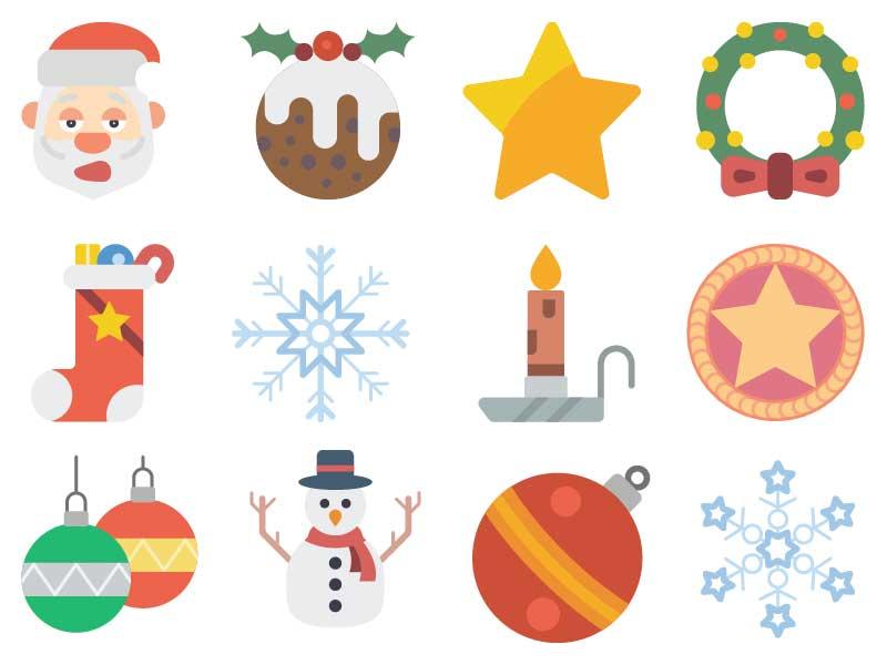 Free Christmas Icons! free icons christmas