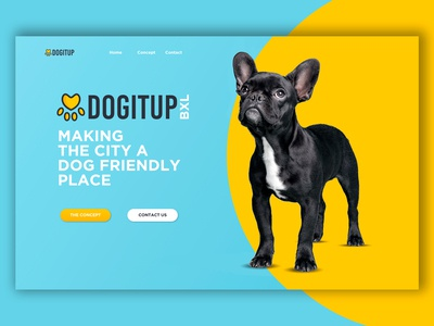 Dogitup - Making the city a dog friendly place