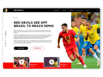 Red Devils Belgium Team