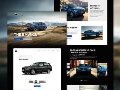 BMW X3 - Part 2