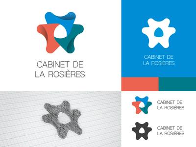Logo - Cabinet La Rosières #3