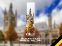 Belgium is Idyllic #5