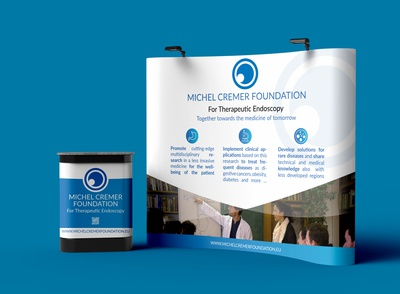 Stand - Michel Cremer Foundation