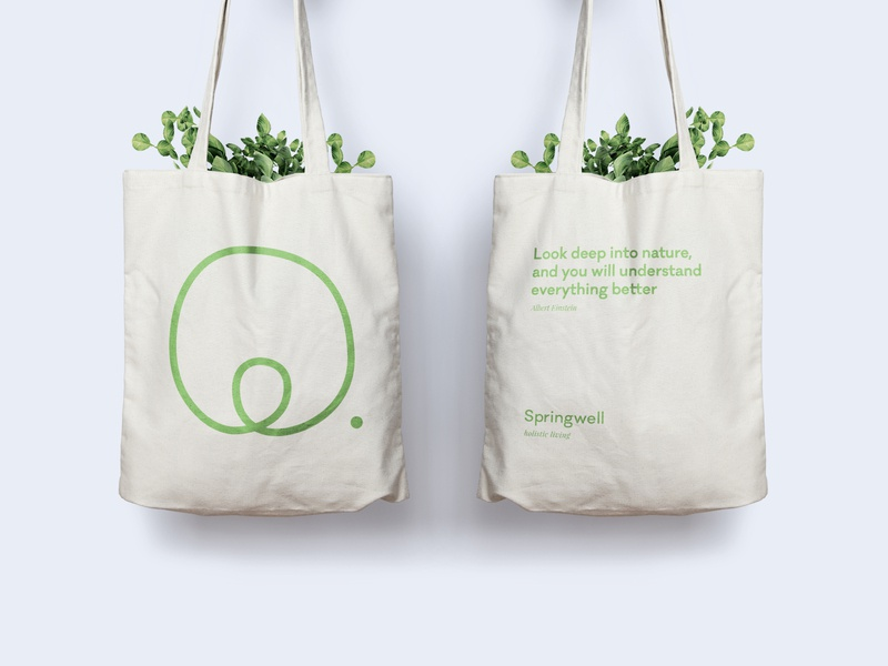 Springwell - Merchandising Tote bag