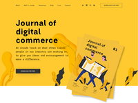 Journal of Digital Commerce is live!