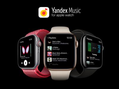 Yandex music for apple watch