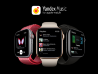 Yandex music for apple watch