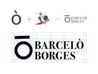 Barcelo Borges Inspiration and Construction Grid