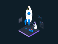 Rocket pratice