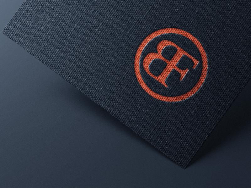 Baltic Ferrum logotype branding identity logotype logo