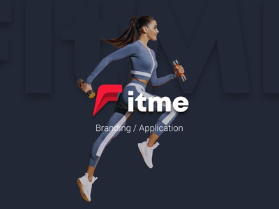 Fitme Application (IOS / Android) &  Branding