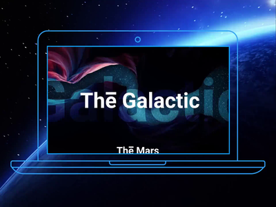 The Galactic Website