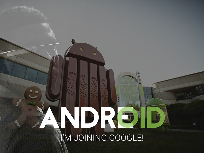 I'm joining Google! team wearable wear career new job android graduating college mountain view accept offer