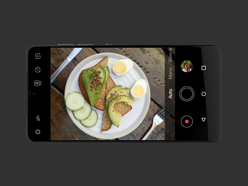 Essential Camera App ui system camera phone rubin andy mobile os android essential