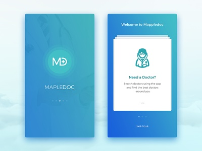 Doctor Appointment App hospital ux ui medical healthcare scheduling appointment doctor mobile android ios app