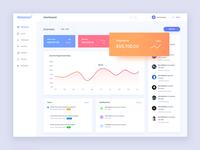 Analytics Dashboard - Light Version