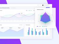 Analytics Dashboard - Infographics