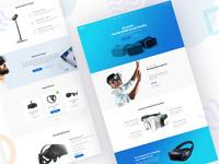 Jul 21 inova multi concept wordpress theme design web design landing page design