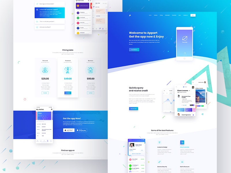 App Saas Showcase Theme On ThemeForest