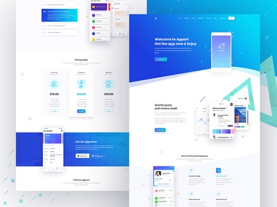 App & Saas Showcase Theme on ThemeForest - Home V1 wordpress theme theme design landing page design landing page landing ux ui uiux ux design ui design web design website design