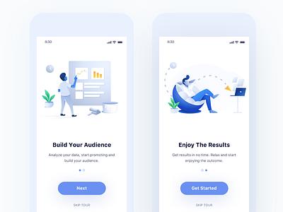 Social Media iOS App UI Kit - WIP social app android ios mobile design iphone design illustration ios app design application design ux design ui design ux ui
