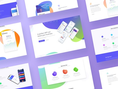 AppLand - App, Software, Saas, Startup Theme on ThemeForest