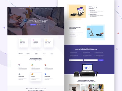 Saasland MultiPurpose WordPress Theme for Startup - POS wordpress wordpress theme theme design theme landing website design uiux landing page web design ux design ui design ui ux