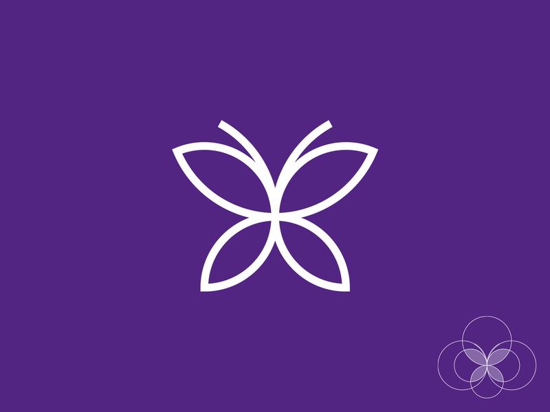 Butterfly mark simple butterfly symbol butterfly mark butterfly logo butterfly mark illustration design branding logo design logo