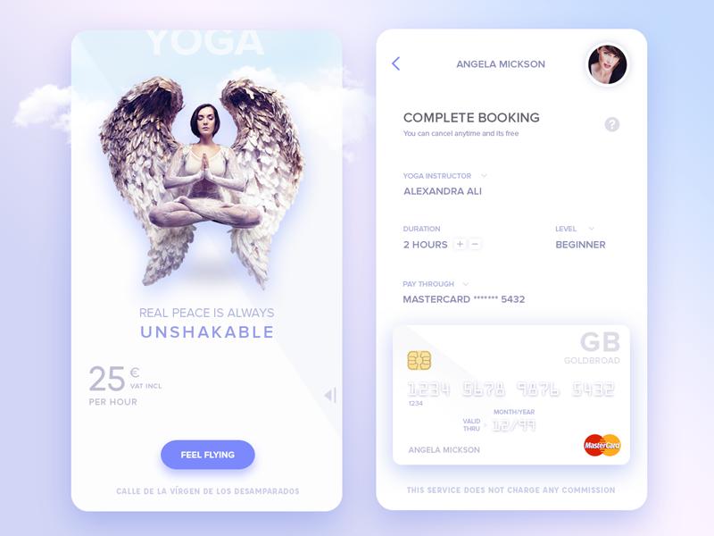 Yoga payment V2