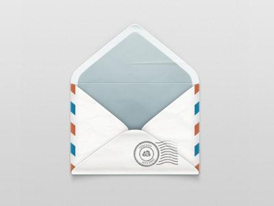 Envelope wip