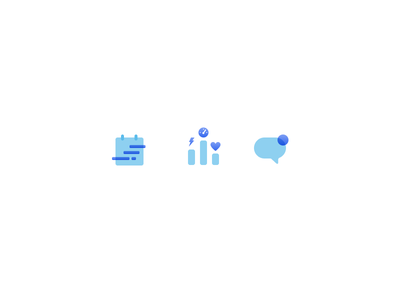 Trainerplan Marketing Icons ui icons