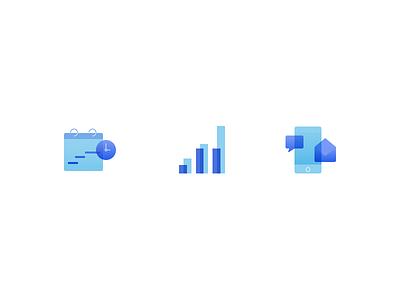 Trainerplan Marketing Icons icons ui