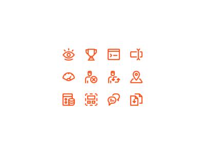 Local Marketing Icons marketing icons ui