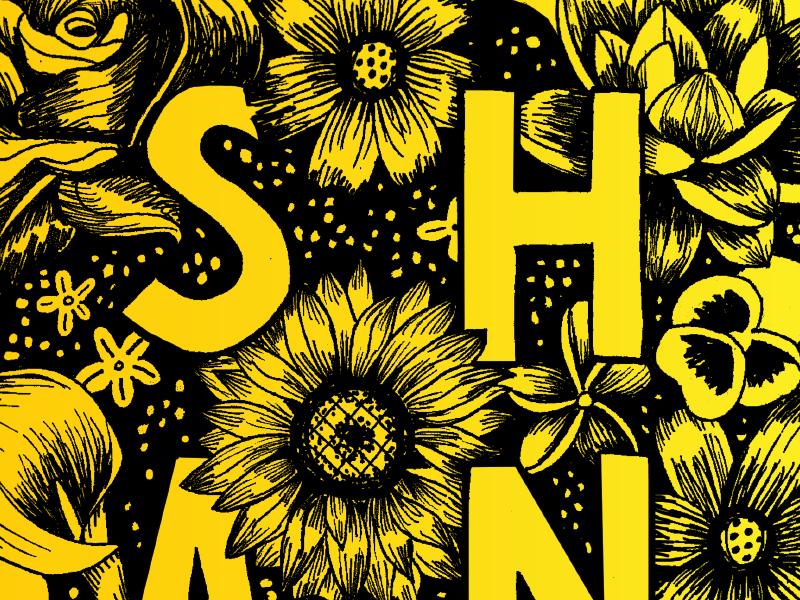 Shanti illustration