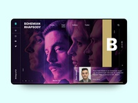 36 Days of UI- B for Bohemian Rhapsody
