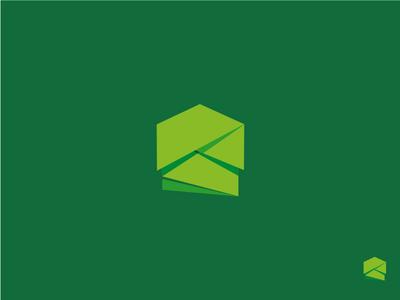 Terrrabrokers minimal logodesign logo