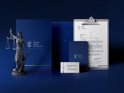 Law Branding Identity logodesign lawyer logo