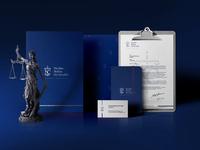 Law Branding Identity