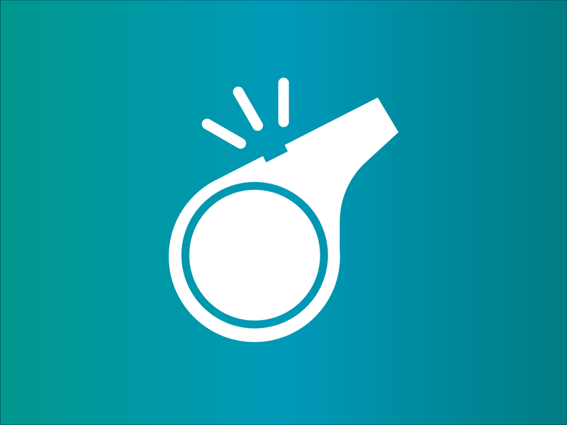 Whistle flat design icon flat icon whistle vector illustration design graphic illustration