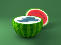 Water Watermelon