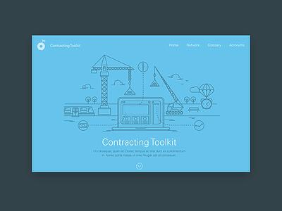 BP bp illustration typography minimal desktop design website