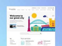Newcastle City Council Website