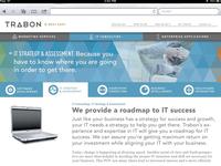 Enterprise Software Website