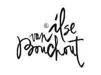 Branding - photographer Ilse Van Bouchout