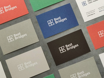 BestBridges - business cards
