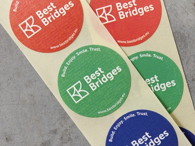 BestBridges - stickers