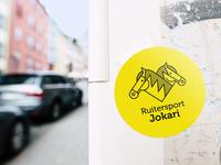 Sticker • Equestrian shop