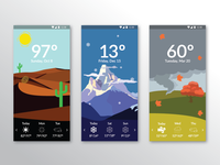 Weather Screens